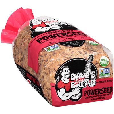 Dave's Killer Bread® Powerseed® Organic Bread 25 oz. Bag