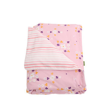 Ecbi Silk Floss Filling Crib Quilt