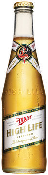 Miller High Life Longneck Beer 12 Oz Glass Bottle