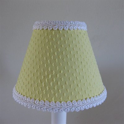 Silly Bear Teeny Chenille Table Lamp Shade Color: Yellow