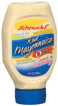 Schnucks Real Mayonnaise 18 Fl Oz Bottle