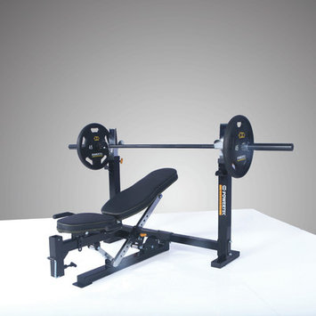 Powertec Inc. Powertec Olympic Weight Bench
