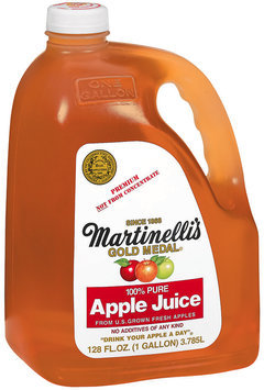 Martinelli's Gold Medal® Not from Concentrate Apple Juice 100% Juice