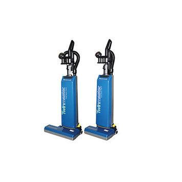 Mastercraft Twinmaster Dual Motor Upright Carpet Vacuum