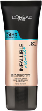 L'Oréal Infallible Face Pro-Glow Foundation