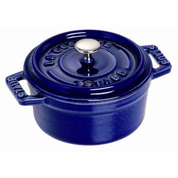 Staub Round Cocotte - 4 Quart - Dark Blue