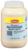 Nalley Premium Heavy Duty Mayonnaise 1 Gal Plastic Jar