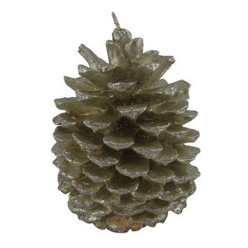 Horizons East Realistic Pinecone Candle (Set of 2)