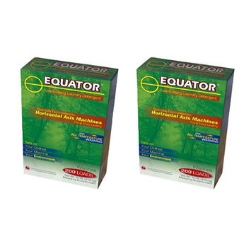 Equator Advanced Appliances HED 2842 HE Detergent 2 boxes of 5 lbs. each