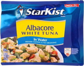 StarKist® Albacore White Tuna in Water 43 oz. Pouch