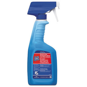 PGC58775EA - Spic and Span Disinfecting All-Purpose Spray and Glass Cleaner; Fresh Scent; 32oz Spray Bottle
