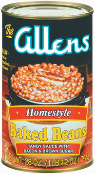 The Allens Homestyle Baked Beans 28 Oz Can