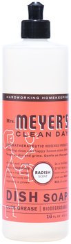 Mrs. Meyer's® Clean Day Radish Scent Dish Soap 16 fl. oz. Bottle