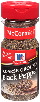 McCormick® Coarse Ground Black Pepper 3.12 oz. Shaker