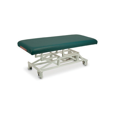 Customcraftworks McKenzie Basic Electric Massage Table Color: Agate Blue