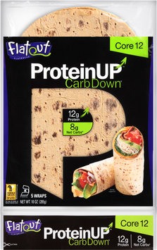 Flatout® Protein Up™ Carbdown® Flatbread 10 oz. Packet
