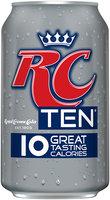 RC Ten Cola 12 OZ CAN