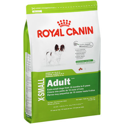 Royal Canin® X-Small Adult™ Size Health Nutrition™ Dog Food 14 lb. Bag