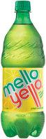Mello Yello Citrus Soda 1L Plastic Bottle