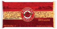 American Beauty  Ditalini 16 Oz Bag