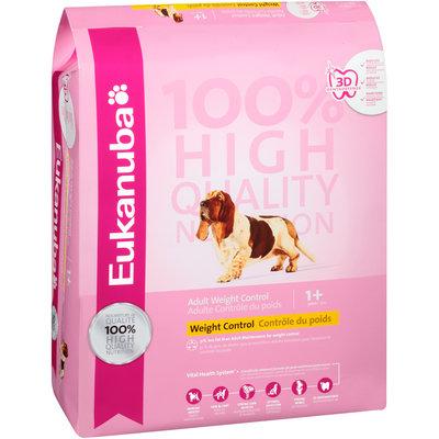 Eukanuba Adult Weight Control Dog Food 30 lb. Bag
