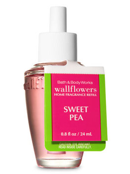 Bath and Body Works SWEET PEA Wallflowers Fragrance Refill