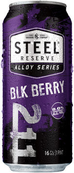 Steel Reserve® Alloy Series Blk Berry