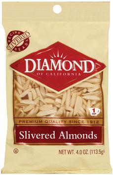 Diamond of California® Slivered Almonds 4 Oz Peg