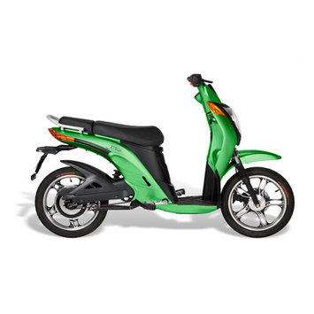 Jetson Bike Electric Bike Color: Lime Green