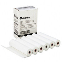 Universal Battery Universal Office Economical Ultra Sensitive Thermal Fax Paper