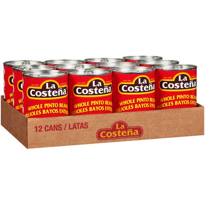 La Costena® Whole Pinto Beans