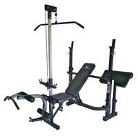 Phoenix Fitness Power Bench Mid Width