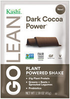 Kashi® GOLEAN Dark Cocoa Power Plant Powered Shakes