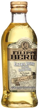 Filippo Berio® Extra Light Olive Oil 16.9 fl. oz. Bottle
