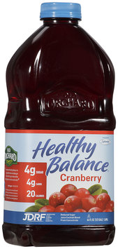 Healthy Balance® Cranberry Juice Cocktail