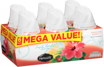 Renuzit® Simply Refreshed Collection™ Hawaiian Sunset® Gel Air Freshener