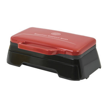 Nostalgia Electrics Breakfast Sandwich Maker