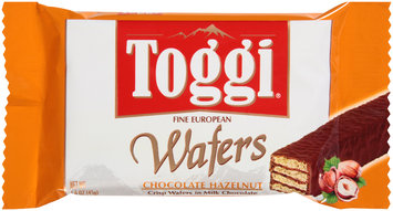 Toggi® Chocolate Hazelnut Wafers