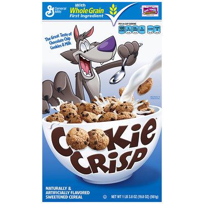 Cookie Crisp® Cereal 19.8 oz. Box