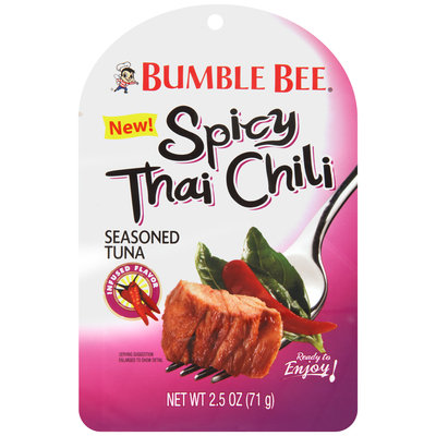 Bumble Bee® Spicy Thai Chili 2.5 oz. Package
