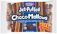 Jet-Puffed Miniature Choco Mallows Marshmallows 1 Oz Bag