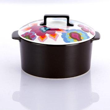 French Bull Super Cooker 1.9-qt. Ceramic Round Dutch Oven