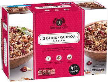 Washburn Mills™ Grains & Quinoa Salad 4 ct Box