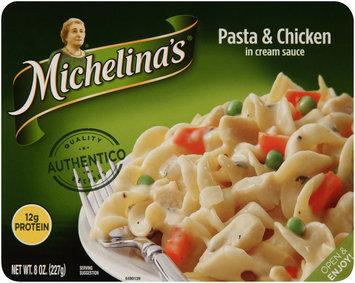 Michelina's® Authentico® Pasta & Chicken 8 oz. Tray