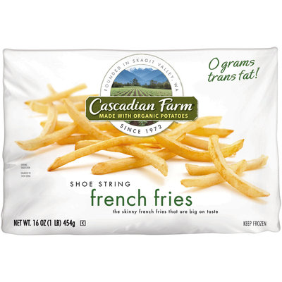 Cascadian Farm Shoe String French Fries