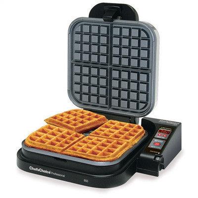 Edgecraft 8500001 Chefs Choice Belgian Waffle Pro No. 850