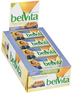 belVita Blueberry Breakfast biscuits 8 Ct Box