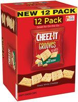 Cheez-It® Grooves® Sharp White Cheddar Crispy Cracker Chips
