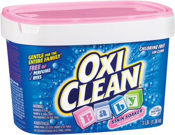 Oxi Clean® Baby Stain Soaker 3 lb