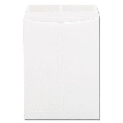 Columbian Catalog Envelope, Side Seam, 9x12, 24lb, White, 250/Box